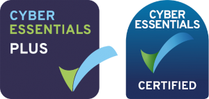 Cyber Essentials Plus & Cyber Essentials Certified Badges